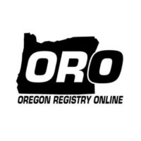 oregon registry online