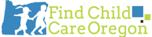 Find Child Care in Oregon Logo