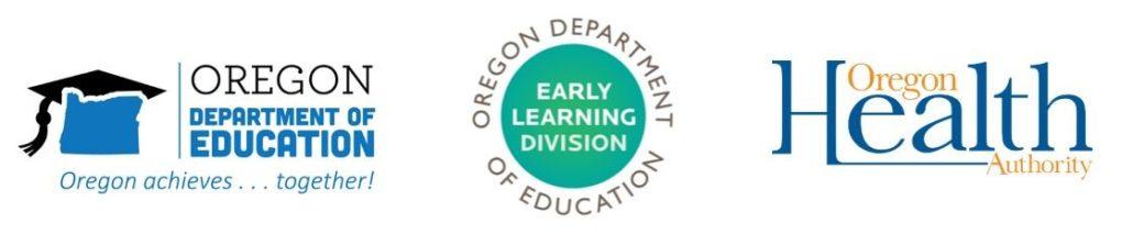 ELD, ODE, OHA Logo