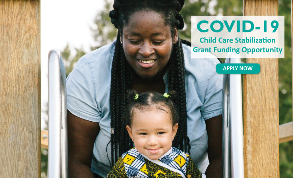 Click now to apply for the 2021 COVID-19 Child Care Stabilization Grant in Oregon